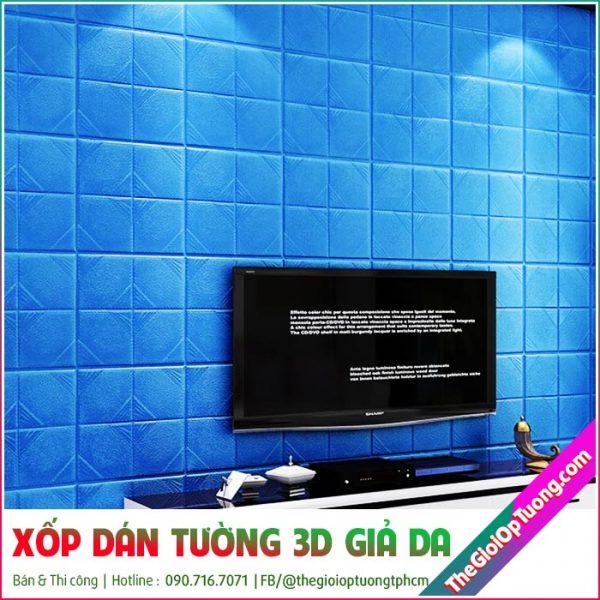 Địa chỉ bán giấy xốp dán tường 3d cách âm cách nhiệt Bình Thuận
