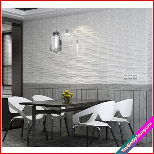 Xốp Dán Tường 3D Giả Gạch mẫu mới - KHO SỈ Thế Giới Ốp Tường