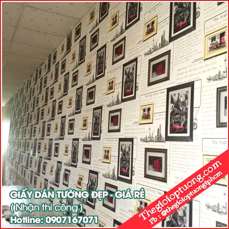 Mua giấy dán tường phòng ăn - giấy dán tường đẹp tại quận 8 tphcm