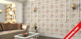 Lưu ý khi mua giấy dán tường - 1 cuộn giấy dán tường là bao nhiêu m2