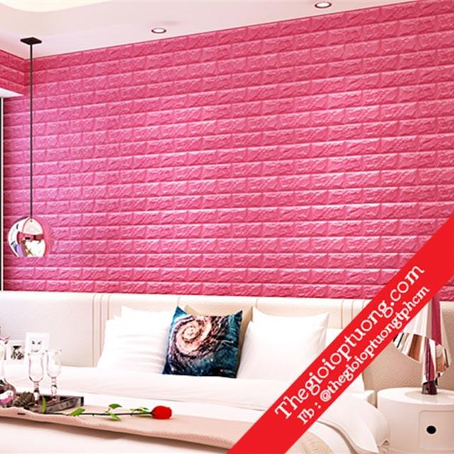 Xốp dán tường giá rẻ nhập trực tiếp từ kho 20 màu đẹp nhất