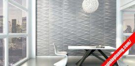 Tấm nhựa ốp tường 3D - Gạch ốp tường | Loại nào tốt?