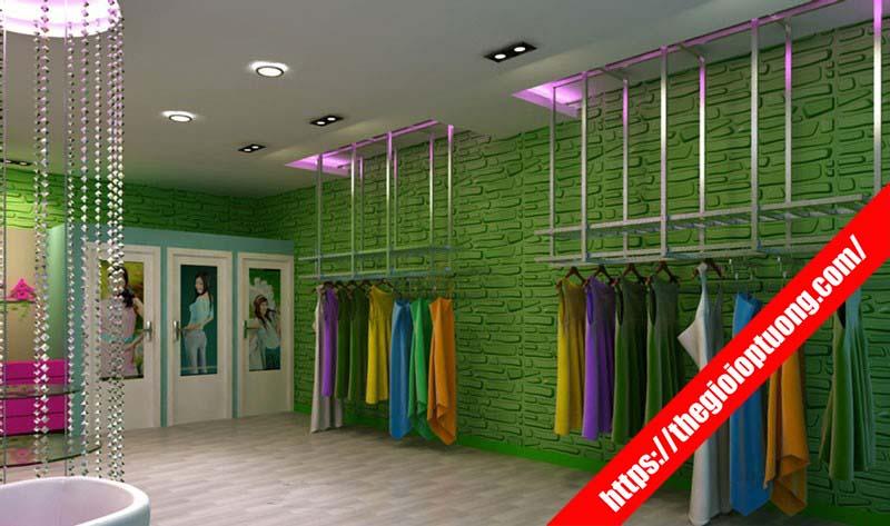Trang trí nhà cửa theo phong thủy với tấm ốp tường 3D