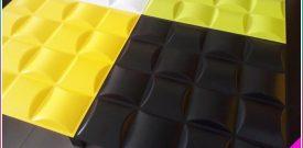 Tấm ốp tường 3D nổi cao cấp - Ốp tường nhựa gạch đá da | Kho Giá Sỉ