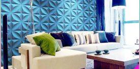 Thi công vật liệu ốp tường 3d - Xốp giấy dán tường, sàn gỗ