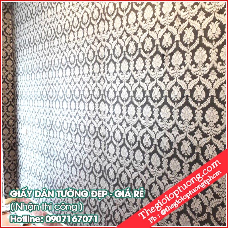 Giấy dán tường 3d đẹp thịnh hành nhất | Kho giấy giá rẻ 100+ mẫu