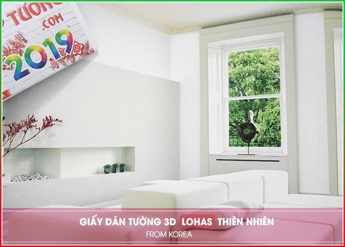 Giấy Dán Tường LOHAS thiên nhiên - Thế Giới Ốp Tường 3D