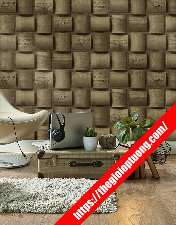 Giấy dán tường tphcm | Kho giấy dán tường 3D trang trí đẹp hiện đại
