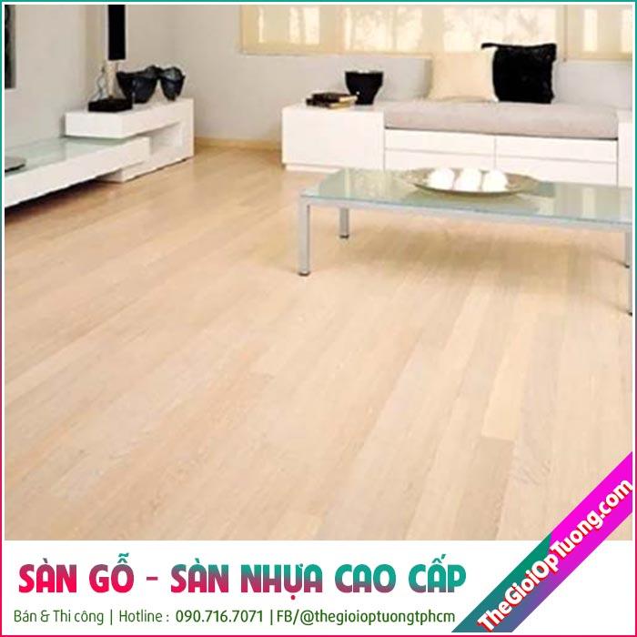 Sàn gỗ công nghiệp Galamax - sàn gỗ giá rẻ chịu nước tốt nhất