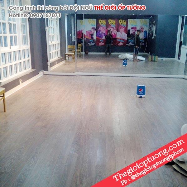 Sàn gỗ công nghiệp Thaistar - sàn gỗ Thái Lan giá rẻ bền đẹp