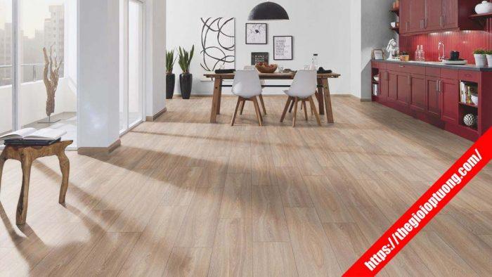 Sàn Gỗ Wilson 8mm Bản Nhỏ - Sàn gỗ công nghiệp Wilson từ Đức