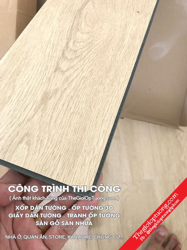 Thi công lát sàn gỗ giá rẻ cho công trình, nhà ở, cửa hàng