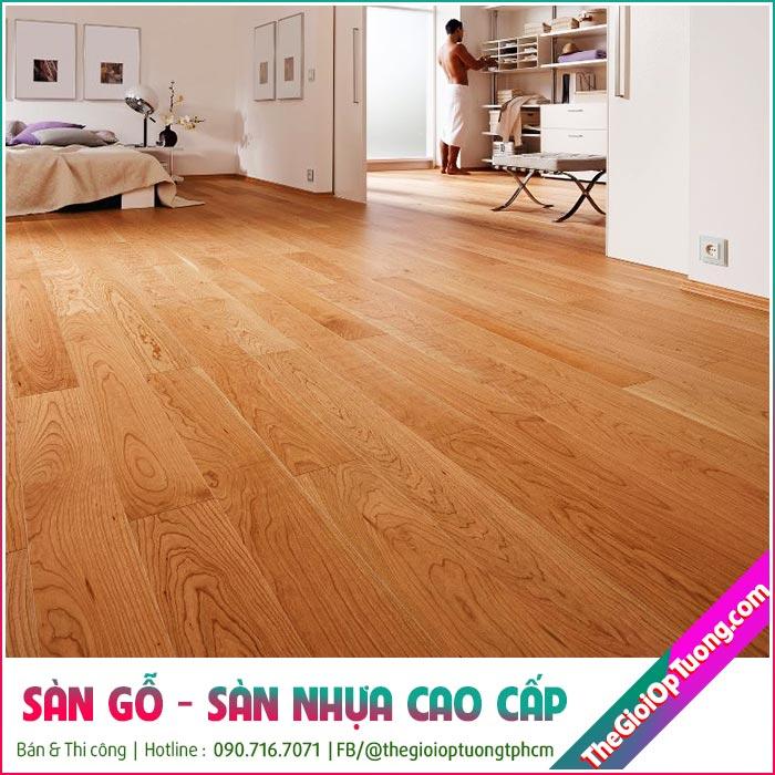 Sàn gỗ công nghiệp - Sàn gỗ công nghiệp loại nào tốt nhất ?
