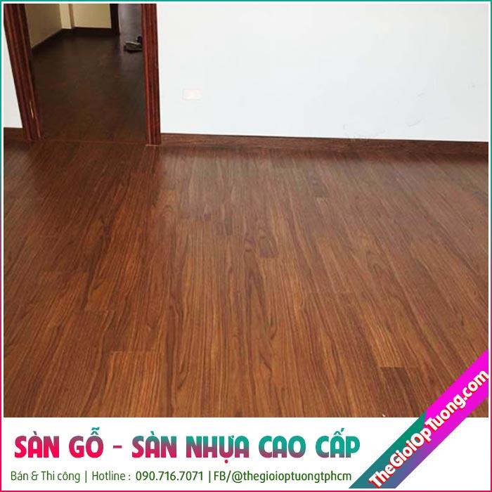 Sàn gỗ công nghiệp Hornitex - sàn gỗ châu âu cao cấp chống thấm