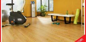 Sàn nhựa chịu lực cho nhà bếp, phòng gym, cửa hàng