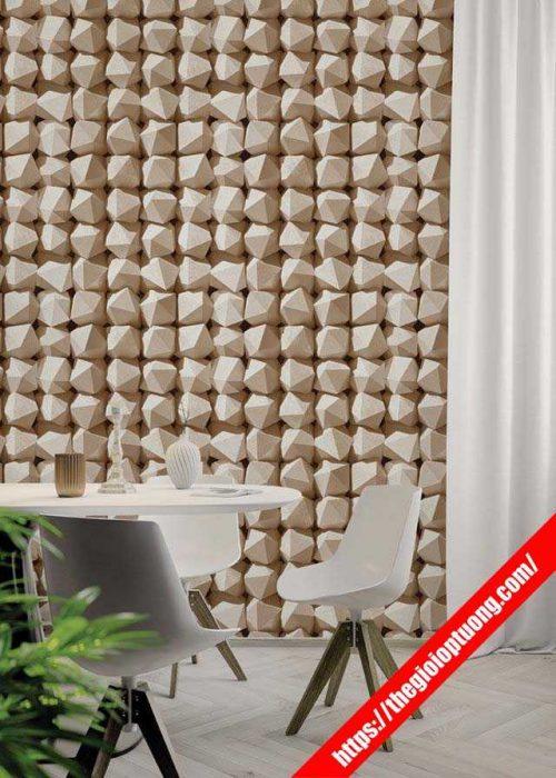 Trang trí quán cafe đẹp với giấy dán tường độc đáo