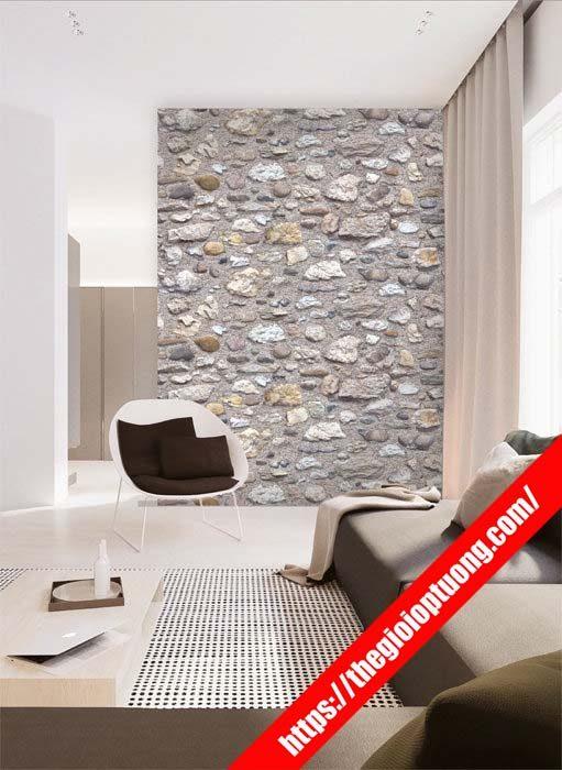 Trang trí nhà đẹp chung cư với giấy dán tường Hàn Quốc