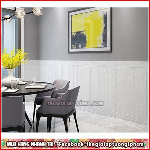 Trang trí nhà đẹp với 10+ kiểu xốp dán tường 3D mới nhất
