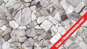 Giấy dán tường giả gạch - đá - gỗ [NATURAL 87028]
