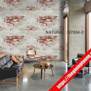 Giá thi công dán giấy dán tường cho nhà, shop, spa, salon, cafe...