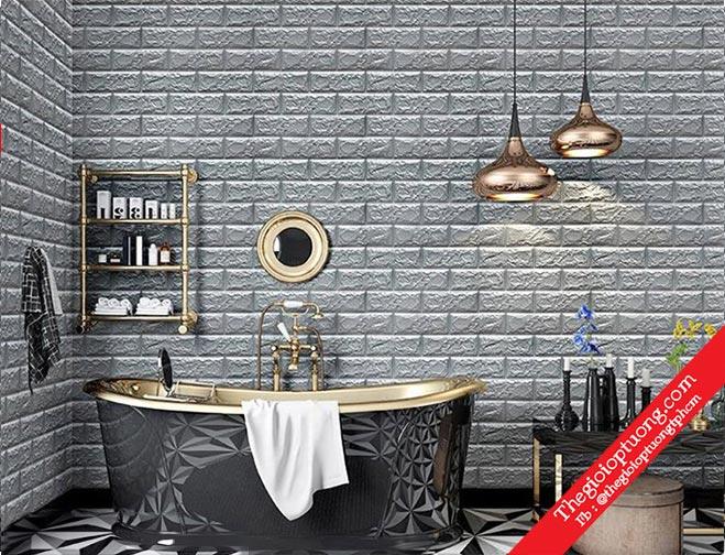 Địa chỉ bán giấy xốp dán tường 3d cách âm cách nhiệt Đắk Lắk