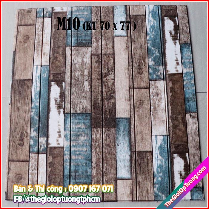 Tấm xốp dán tường giả gạch giả gỗ vintage. TẤM XỐP 3D DÁN TƯỜNG CÔNG NGHỆ MỚI MANG ĐẾN NHIỀU ƯU ĐIỂM CHO NGƯỜI SỬ DỤNG