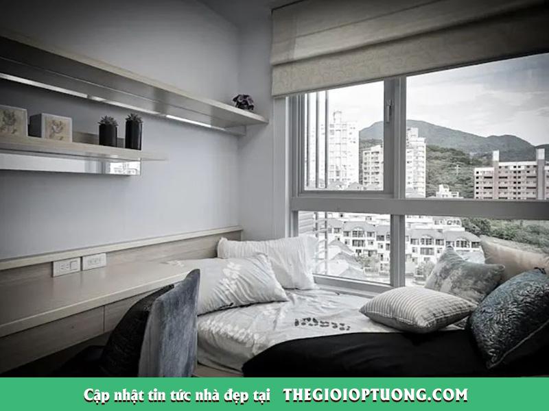 10 cách bố trí phòng ngủ cho khách linh hoạt và lịch sự
