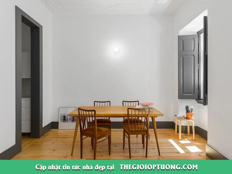 10 mẫu bàn gỗ cực đẹp cho không gian sống và làm việc