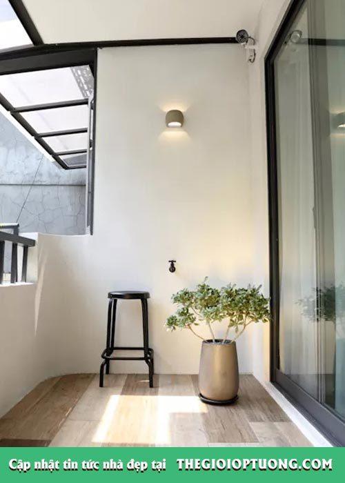 10 thiết kế ban công ngoài trời cho nhà ở đẹp và thoải mái nhất