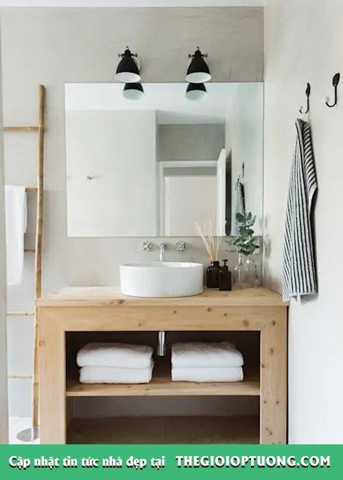 7 mẫu bồn rửa đẹp và ấn tượng dành cho mọi không gian