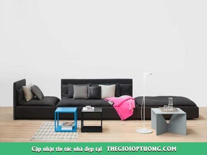 9 mẫu sofa giường đẹp và tiện nghi nâng tầm nhà ở