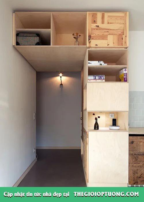 9 thiết kế giúp tối ưu hóa không gian được chuyên gia gợi ý