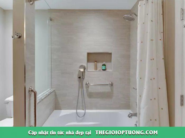 Cách làm sạch rèm phòng tắm như mới chỉ vài bước đơn giản