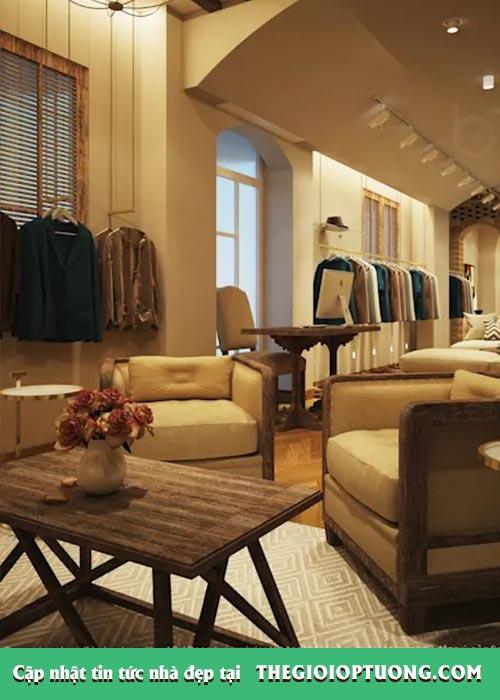 Decor shop quần áo sang trọng, đẳng cấp và ít chi phí nhất