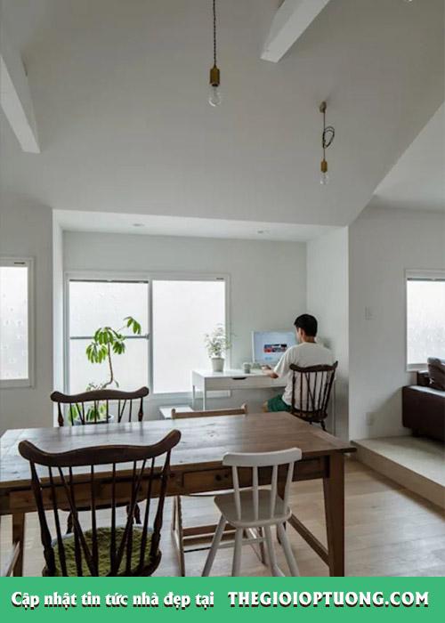Lột xác nhà cũ thành căn hộ phong cách Nhật Bản đẹp tối giản