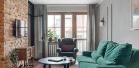 Mẹo hay bố trí không gian cho căn hộ nhỏ rộng rãi hơn