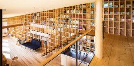 Phòng khách sang trọng hơn với 10 mẫu tủ trưng bày đẹp