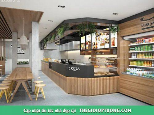 Quán cafe nhỏ thiết kế sao cho phù hợp mọi lứa tuổi?