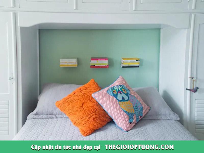 Tân trang căn hộ nhỏ xinh với nội thất siêu đáng yêu