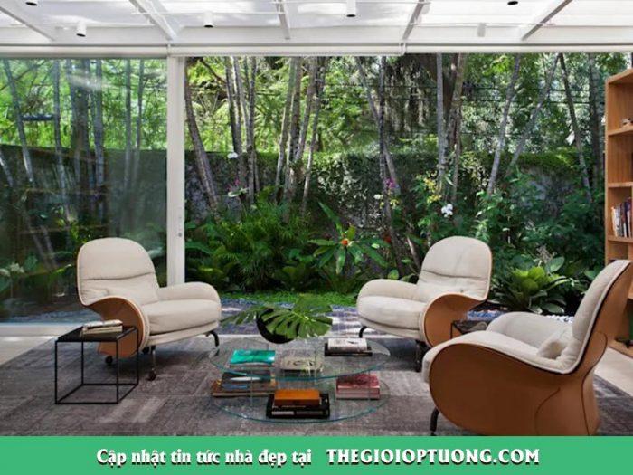 Thiết kế nhà vườn mơ ước cho không gian sống yên bình