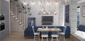 Trang trí phòng khách lãng mạn phong cách Pháp với 5 ý tưởng sau