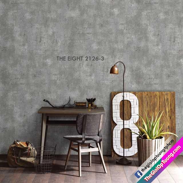 Mua giấy dán tường giả xi măng - bê tông trang trí cực đẹp