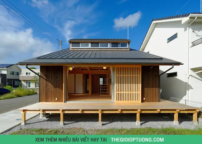 8 kiểu nhà gỗ Nhật đẹp ai cũng muốn sống thử