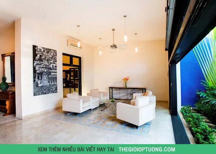 Tham khảo 10 kiểu trang trí phòng khách cho từng phong cách