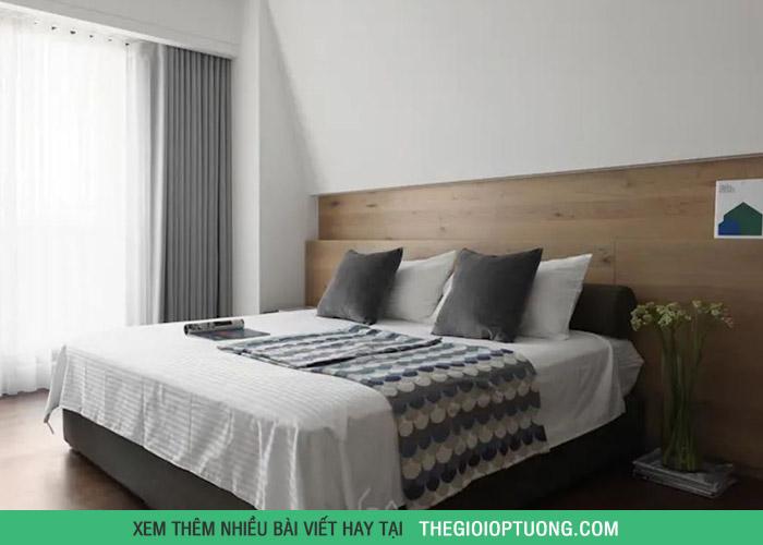 10 mẫu phòng ngủ nội thất gỗ đáng ở nhất