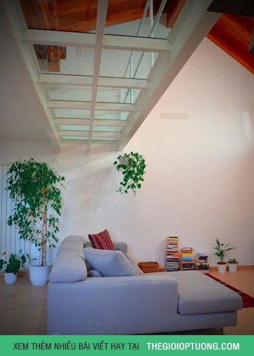 5 mẫu gác lửng đẹp mắt nới rộng không gian nhà nhỏ