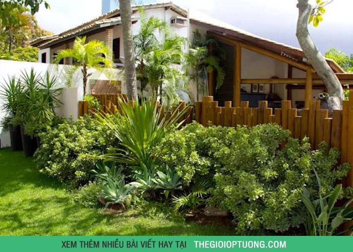 7 khu vườn xinh cho nhà nhỏ ai cũng thích