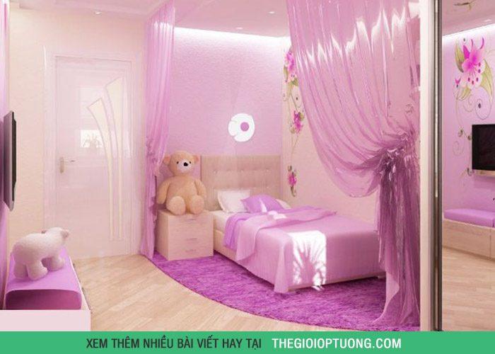 7 kiểu phòng ngủ lãng mạn nhất cho cặp đôi - vợ chồng