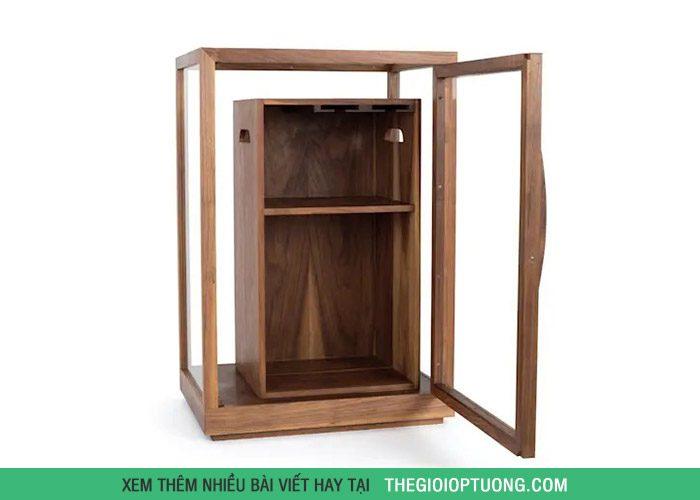 Bạn nên sắm ngay 7 món đồ gỗ giúp tiết kiệm không gian này
