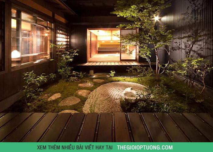 7 thiết kế sân vườn xanh mát cho nhà nhỏ